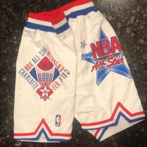 AUTHENTIC CLASSICS. '91 all star game throwback.
